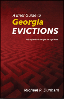 Book - A Brief Guide to Georgia Evictions